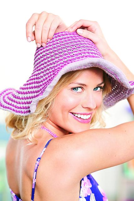 Azealia Wide Brimmed Summer Hat