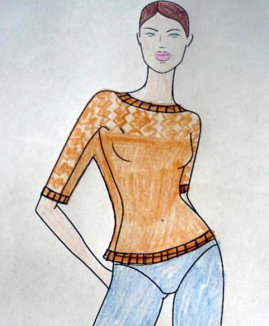 Joelle Sketch